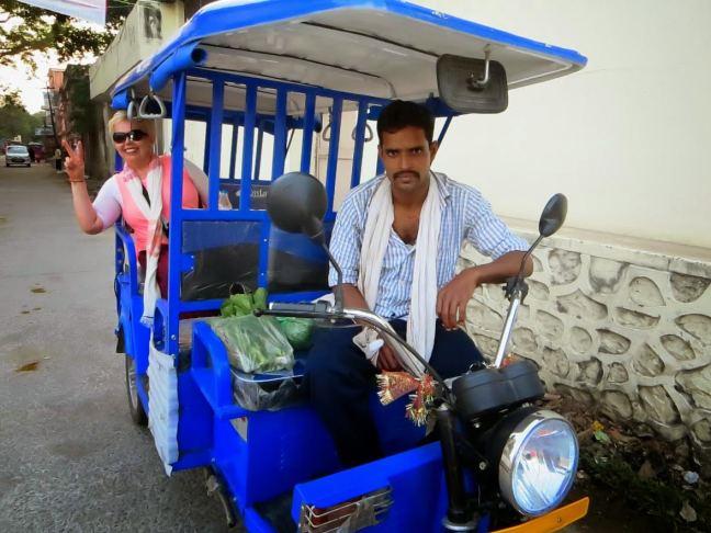 riksha-ride