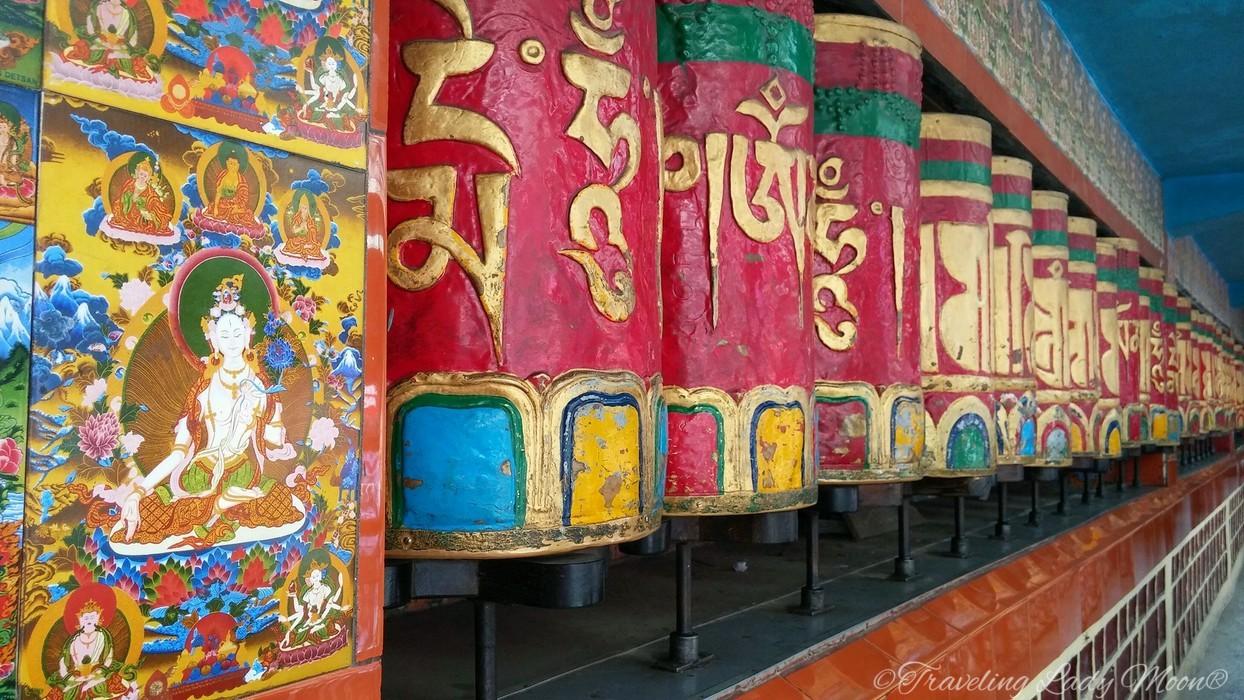 tibet rolls