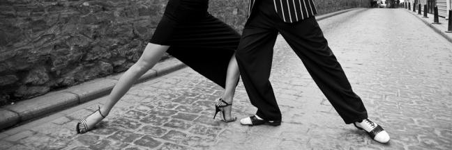tango legs