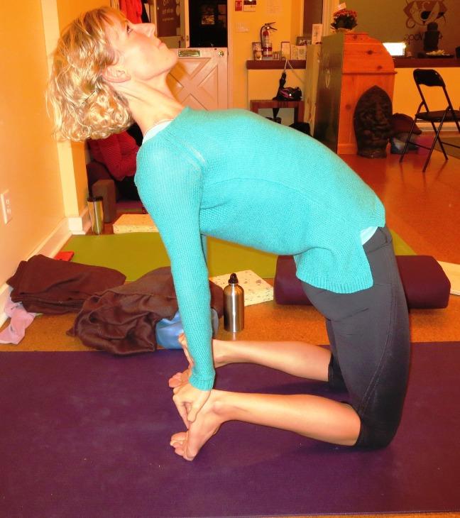 5 Favorite Asana in 2019 yoga class.