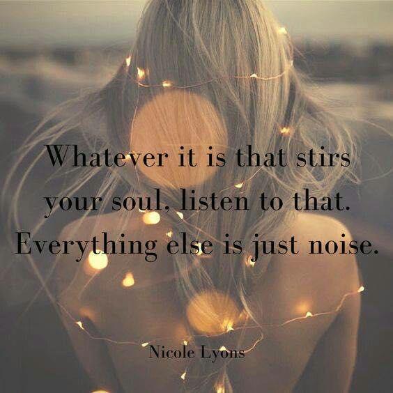 soul stiring