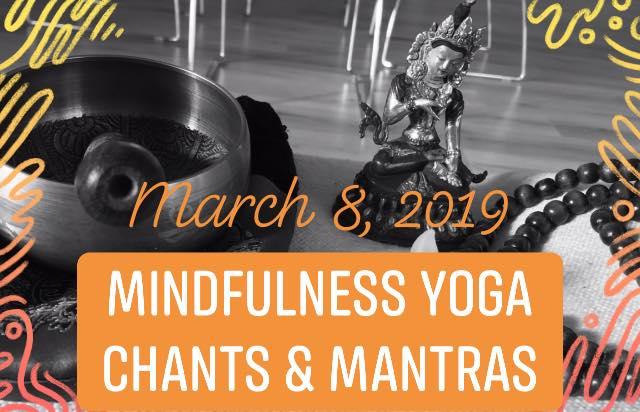 Mindfulness Yoga spring
