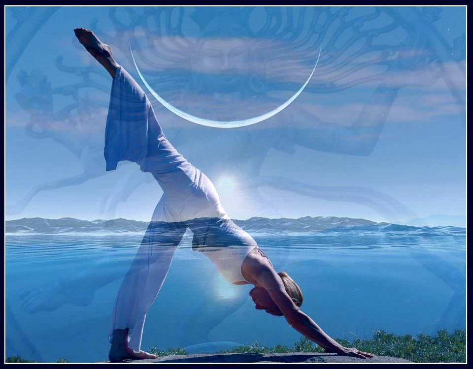 FALL YOGA: New Moon – time to make your plans!