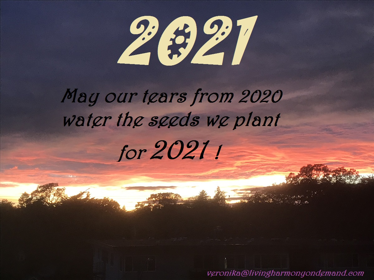 Yoga 2021 – Release old, Welcome new!