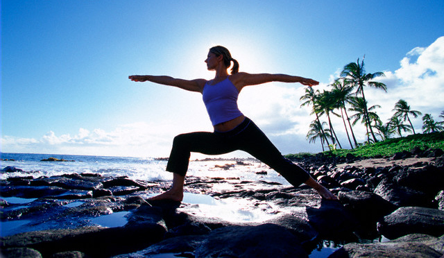 This image has an empty alt attribute; its file name is strength-of-a-warrior-warrior-ii-pose-virabhadrasana.jpg